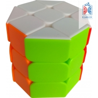 Magic Cube Octagon 3x3x3 Цветной пластик