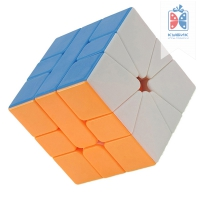 Magic Cube Square-1 Цветной пластик