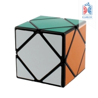Magic Cube Skewb Черный
