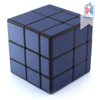 QiYi MoFangGe Mirror Blocks 3x3x3 Черно-синий